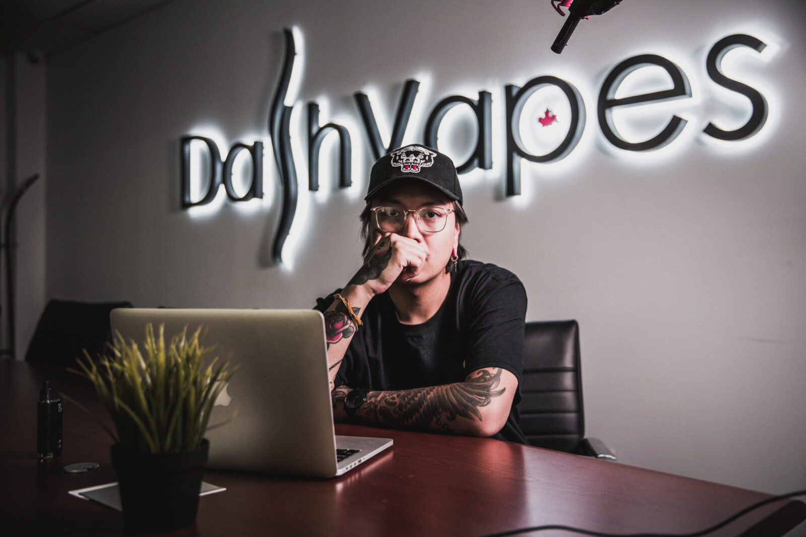 Interview With DashVapes.