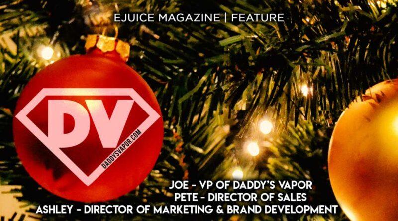 Daddy's Vapor Distro Interview