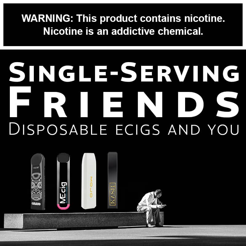 EJuice Magazine Feature Disposable ecig Featured