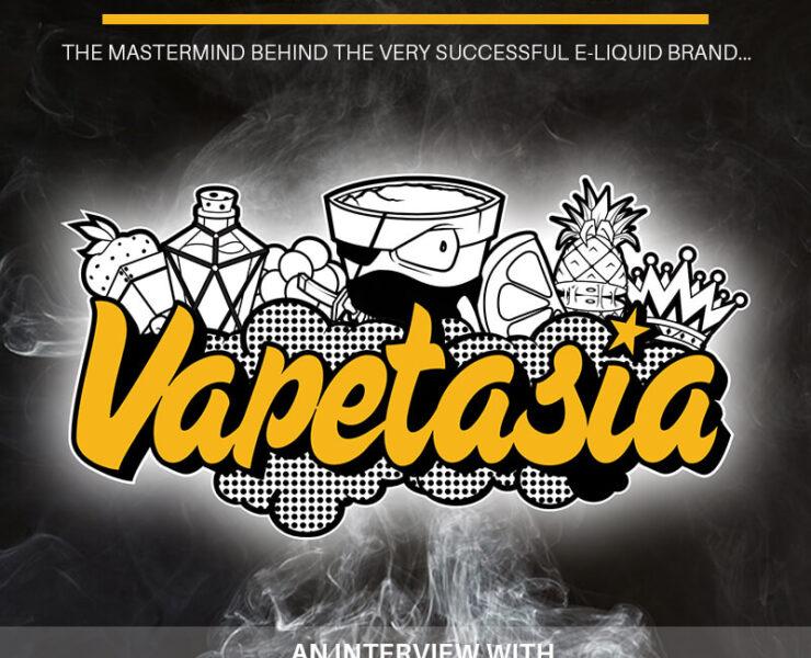 Vapetasia Interview EJuice Magazine Feature