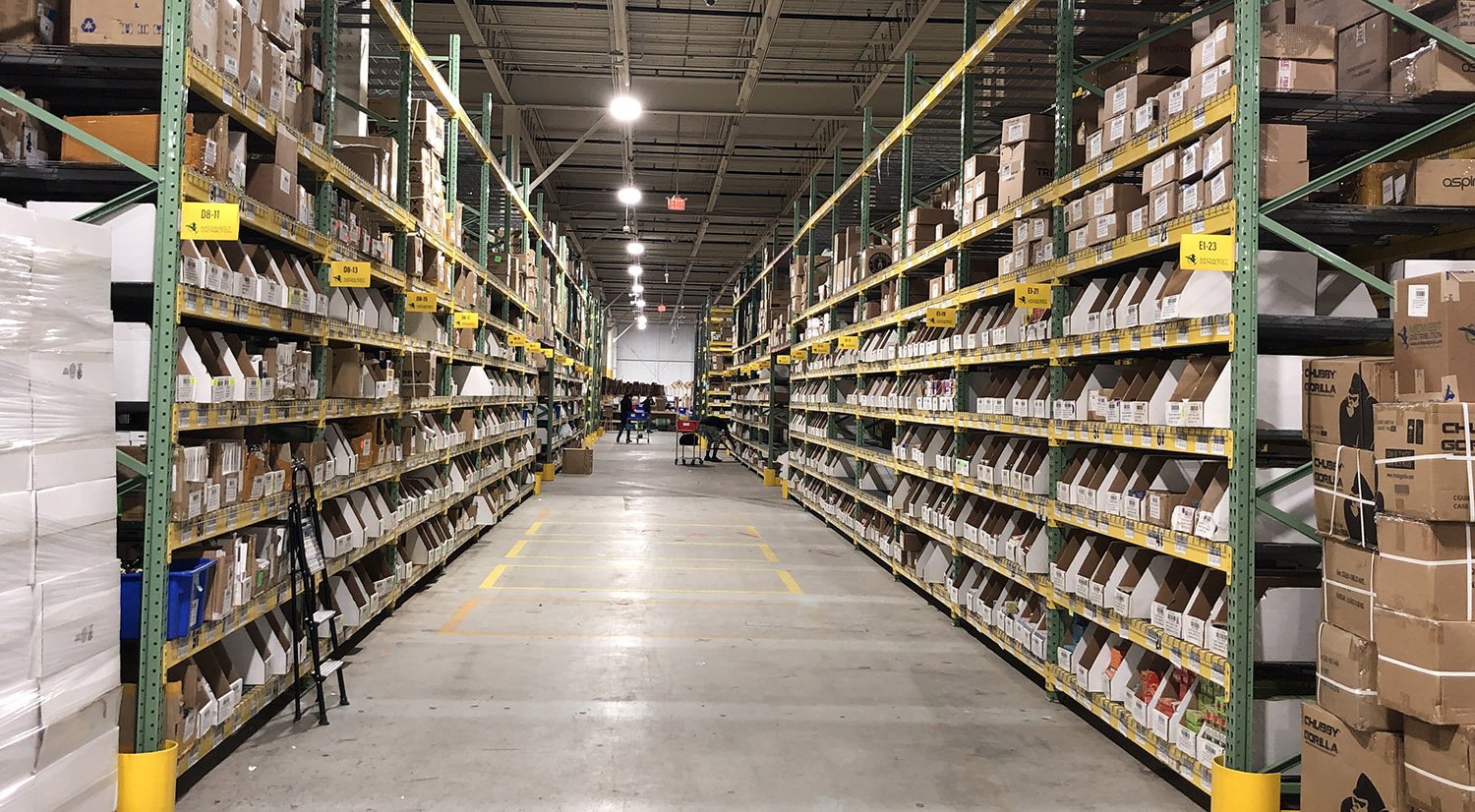 April 2019 Digital Issue: A Midwest Warehouse Tour