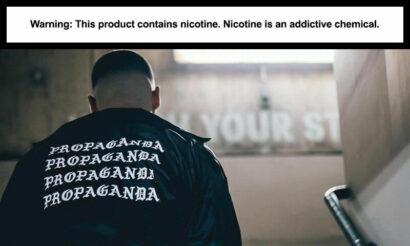 Propaganda E Liquids Interview With Nicholas Denuccio