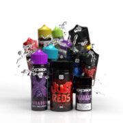Alt Zero Just Reds & Excision E-liquids