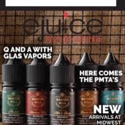 October 2020 Digital Issue: Interview Glas Vapors