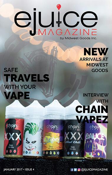 January 2018 Digital Issue: Vape Transportation