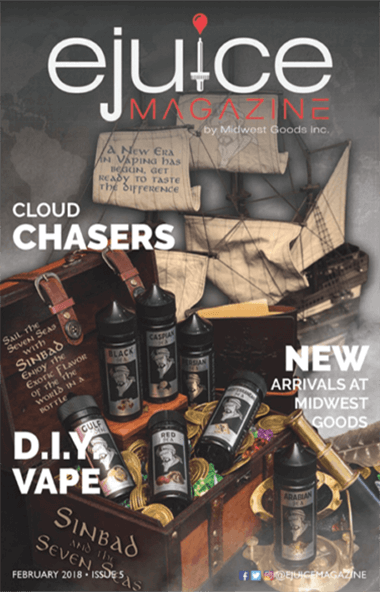 February 2018 Digital Issue: Cloud Chasers