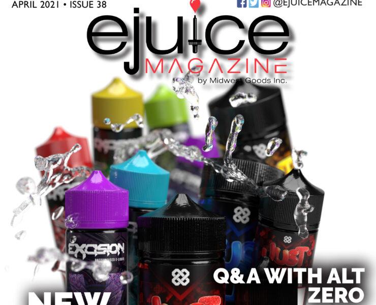 Ejuice Magazine April 2021