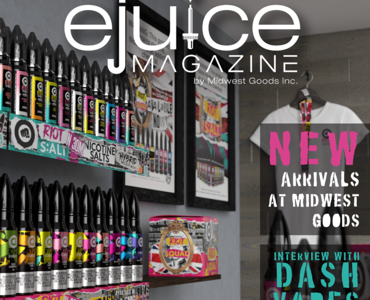 August 2020 Digital Issue: Interview with Dash Vapes