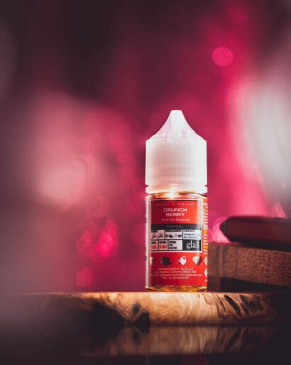 Glas E-Liquid Crunch Berry