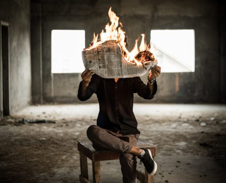 Mainstream Media Vs. Vaping – The News Cycle Is Broken