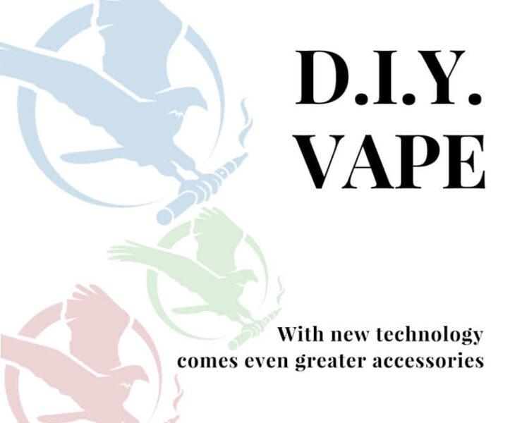 DIY Vape With Midwest Goods & EJuice Magazine